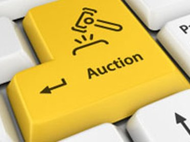 Auctions Keypad