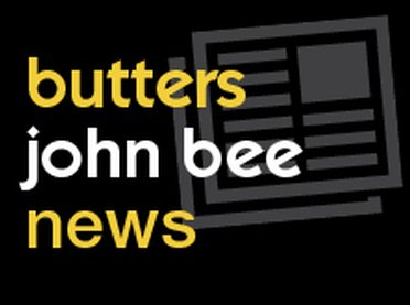 Butter john bee news