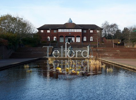 Telford Area Guide